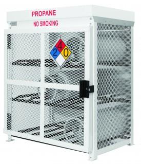 Forklift Propane Cylinder Cages