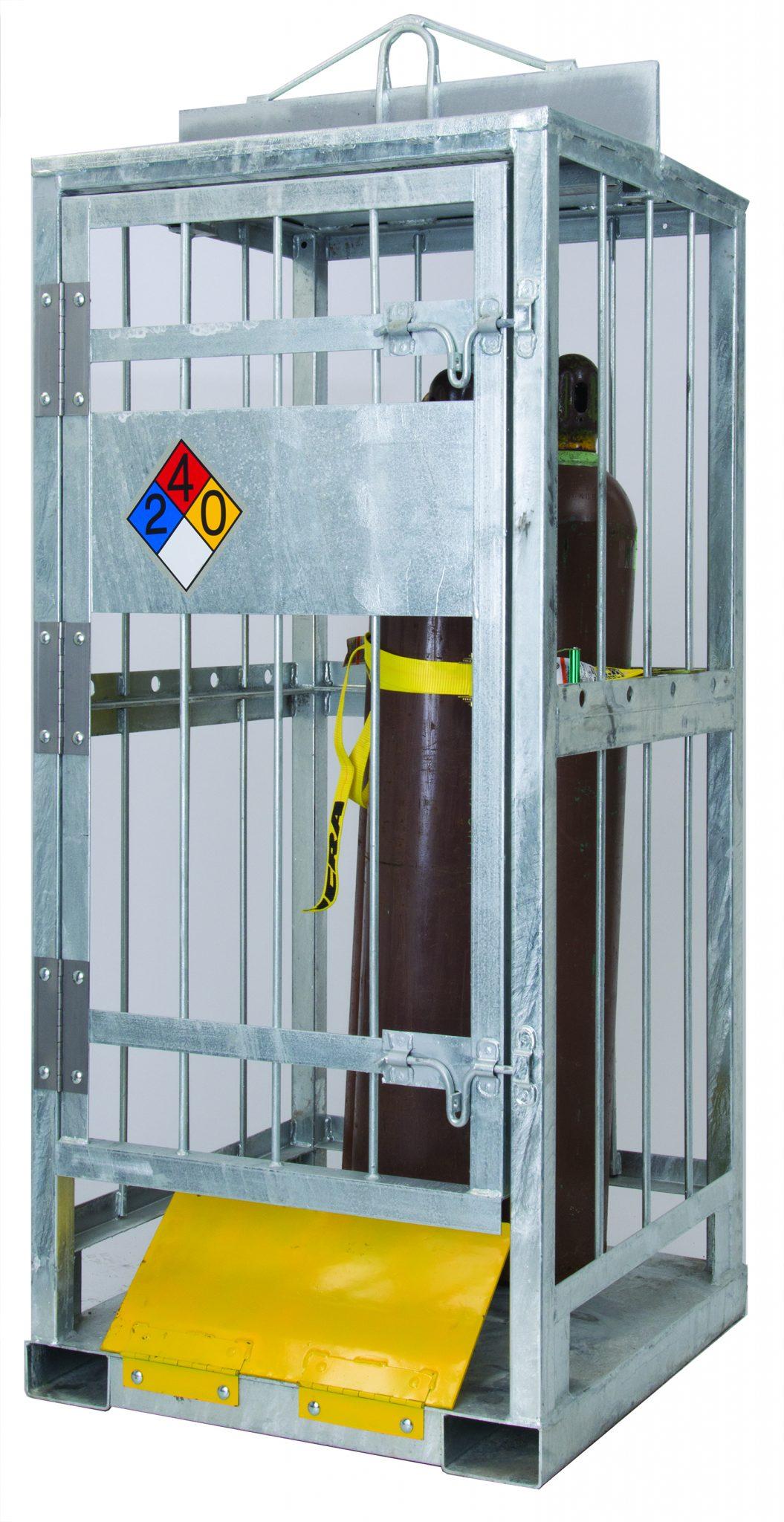 Gas Cylinder Crane Lift Caddy