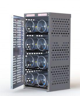 Forklift Propane Cylinder Cages / Cabinets